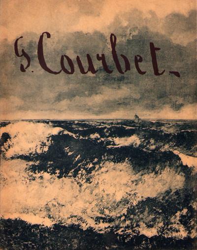 Gustave Courbet peintre.