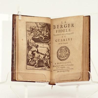 Le berger fidèle. Traduit de l'italien de Guarini, en Vers François.