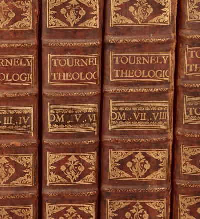 Cursus theologicus scholastico-dogmaticus et moralis, sive praelectionum theologicarum, quas author in scholis Sorbonicis habuit … editio post Parisiensem & Venetam, in Germania secunda.