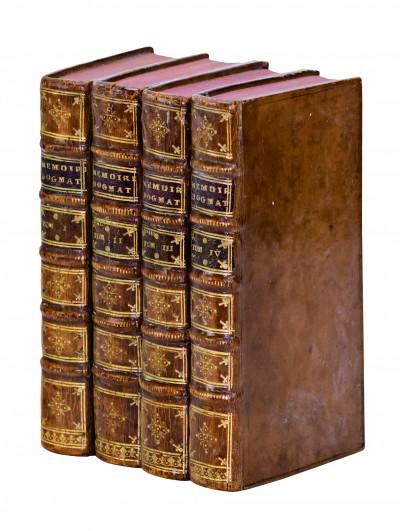 Mémoires chronologiques et dogmatiques, pour servir à l'Histoire ecclésiastique depuis 1600 jusqu'en 1716. Avec des réflexions & des remarques critiques.