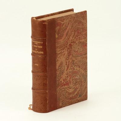 À travers la Tripolitaine. Préface de M. L. Bertrand. Deuxième édition.