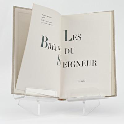 Les Brebis du Seigneur. Roman traduit du portugais par Louise Delapierre.
