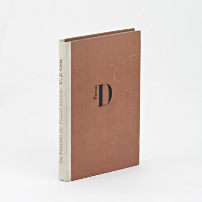 La Famille de Pascal Duarte. Roman traduit par Jean Viet.