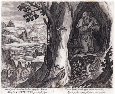 Sylvae sacrae. Monumenta sanctioris philosophie quam severa Anachoretarum disciplina vitae et religio docuit.