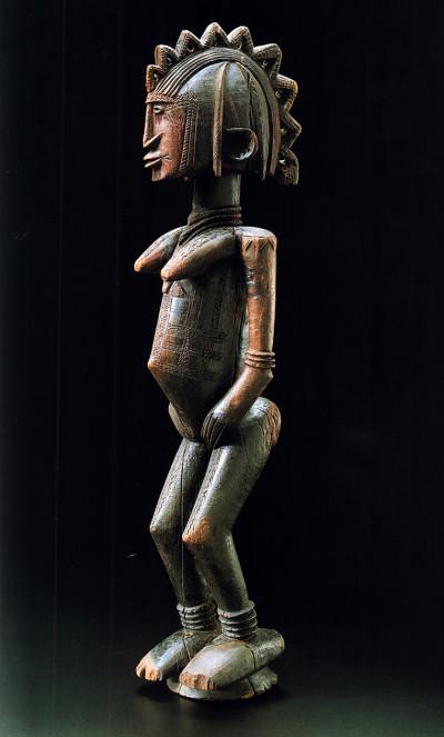 Statuaire Dogon.