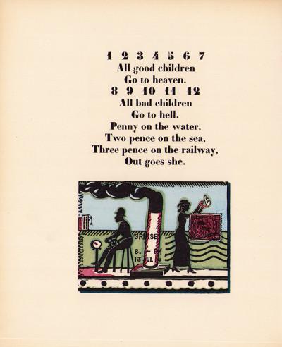 Cent comptines recueillies et illustrées par Pierre Roy.