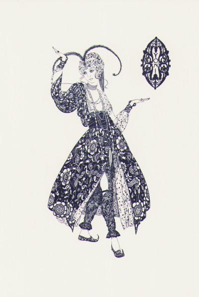 Le semeur d'Amour. Ouvrage illustré de vingt-huit planches hors texte en cinq couleurs et de têtes de chapitres, culs-de-lampe et lettrines par Fabius Lorenzi.