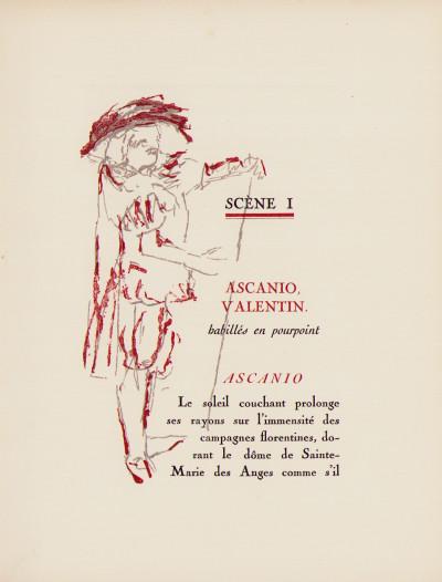 Dos d'Arlequin. Avec illustrations de l'auteur.