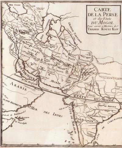 Histoire de Thamas Kouli-Kan, nouveau Roi de Perse. Ou histoire de la dernière révolution de Perse arrivée en 1732.