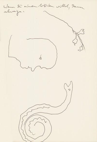 Höri. Portrait einer Landschaft. In Zeichnungen und Aquarellen.