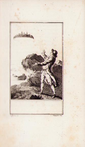 Les voyages de Gulliver.