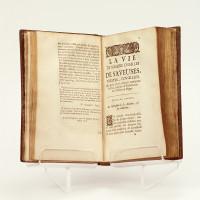 La vie de Messire Charles de Saveuses, prestre, conseiller du Roy en la Grand'Chambre de Paris, Supérieur, & Restaurateur des Ursulines de Magny.