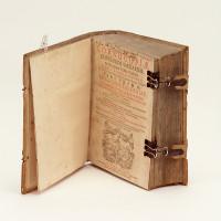 Cornucopiae Concionum Sacrarum & Moralium Formatarum. Pars Prima & Pars Secunda.