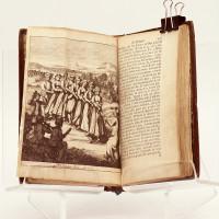 Nouveau voyage du Levant, par le sieur D. M.. Contenant ce qu'il a vu de plus remarquable en Allemagne, France, Italie, Malthe & Turquie. Où l'on voit aussi les brigues secrètes de Mr. de Chateau-neuf, ambassadeur de France à la Cour ottomane, & plusieurs Histoires Galantes.