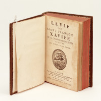 Vie de Saint François-Xavier de la Compagnie de Jésus, Apostre des Indes et du Japon.