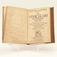 De Re vehiculari veterum libri duo.