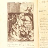 Orlando furioso di Lodovico Ariosto.