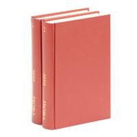Énéides. Tome I (Livre I-VI). Tome II (Livre VII-XII). Texte établi par Henri Goelzer et traduit par André Bellessort.
