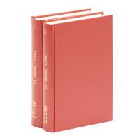 La Guerre Civile. Tome I (Livre I-II). Tome II (Livre troisième). Texte établi et traduit par Pierre Fabre.