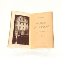 Panorama de la pègre. Couverture de Cassandre - Héliogravures en hors-texte.