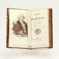 Œuvres complètes de Buffon mises en ordre et précédées d'une notice historique par M. A. Richard.