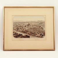 Vue de Strasbourg n° 1094.