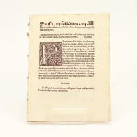 Fausti Praefationes duae, altera de viuente, altera de defuncta Anna Francorum regina et Britanniae duce. SUIVI DE: De luctu Annae reginae finiendo.