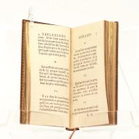 Réflexions ou sentences et maximes morales. Quatrième édition, revue, corrigée et augmentée depuis la troisième.