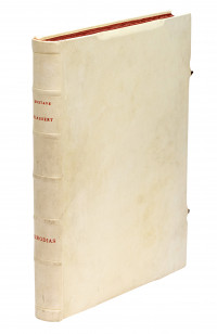 Hérodias. Le texte et les illustrations ont été gravés à l'eau-forte et tirés sur la presse à bras par Léon Courbouleix.