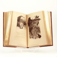 Poèmes barbares. Illustrations de Raphaël Freida gravées par Edmond Pennequin.