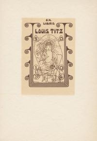 Ensemble de 20 ex-libris, dont 16 signés par l'artiste belge.
