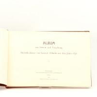 Album von Ottrot und Umgebung. Bleistiftskizzen von Laurent Atthalin aus dem Jahre 1836. Herausgeben vom Kaiserlichen Denkmal-Archiv zu Strassburg.