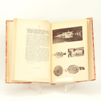 Bulletin de la Société pour la Conservation des Monuments Historiques d'Alsace. IIe série, XXIIe volume. Avec 3 planches.