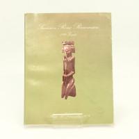 Succession René Rasmussen, première vente. Tableaux et sculptures modernes. Livres et manuscrits. Grès du Japon. Meubles. Arts Primitifs.