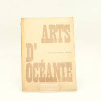 Arts d'Océanie.
