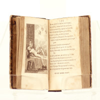 La guerre des Dieux; poème en dix chants par Parny. Nouvelle édition.
