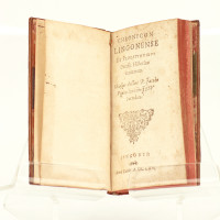 Chronicon lingonense ex probationibus decadis historicæ contextum.