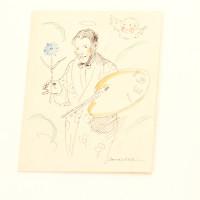 Les Forains. Bois dessinés et gravés par Emm. Jodelet. Préface de Raymond Escholier.