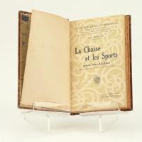 La Chasse et les Sports chez les Arabes. Illustrations de l'auteur d'après des miniatures orientales.