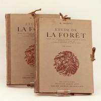 Étude de la forêt. Préface par J. Constantin. Introduction et notices par L. Plantefol.