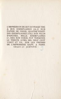 Heures d'Automne. Poèmes en prose.