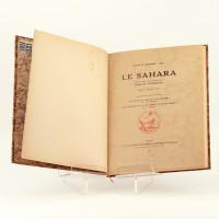 Le Sahara. Ouvrage publié sous la direction de Masauji Hachisuka. Volume I, première partie. Introduction par Masauji Hachisuka. Les climat du sahara et de l'Arabie, par C. E. P. Brooks. Les conditions de la vie animale dans les déserts, par P. A. Buxton.