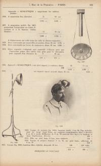 Instruments de chirurgie-Électricité médicale, caoutchouc, ceintures, bas à varices, bandages, orthopédie.
