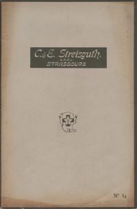 Cestra. Catalogue de matériel médical n° 33 & n° 34.