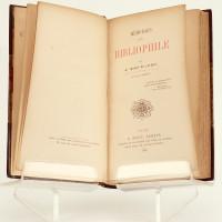 Mémoires d'un bibliophile.