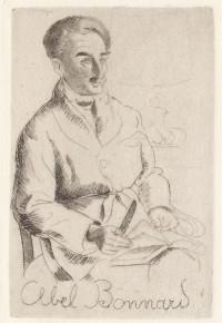 Supplément à De l'amour de Stendhal. Quatre gravures sur cuivre de Fernand Siméon. Bois de Paul Baudier.