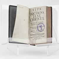 Vita Et Doctrina Jesu Christi.