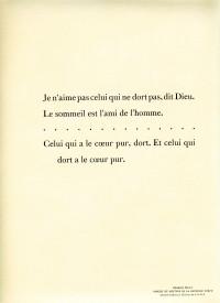 Interprétation gravée par Richard Brunck de Freundeck du Porche du mystère de la deuxième vertu de Charles Péguy, présentée par Madame Dussane.