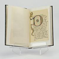 Tomus Miraculorum Sancti Theobaldi im Original-Text herausgegeben von Georg Stoffel.