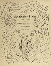 Strosburjer Bilder. Du n°1 au n° 97.